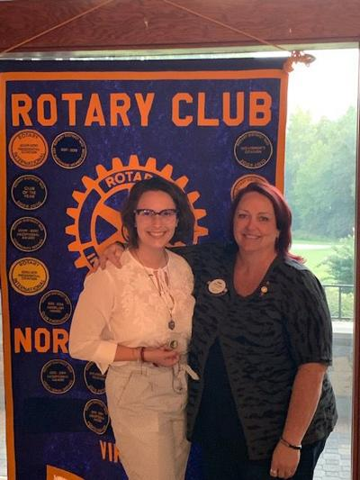 SUCCESS: North Stafford Rotary Club learns keys to reaching goals