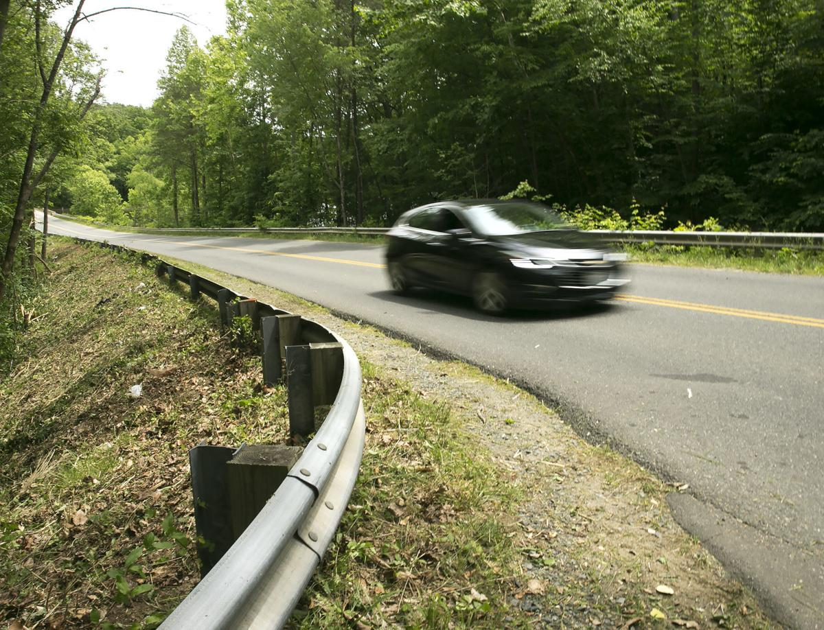 Overgrown vegetation cleared from scene of crash that killed