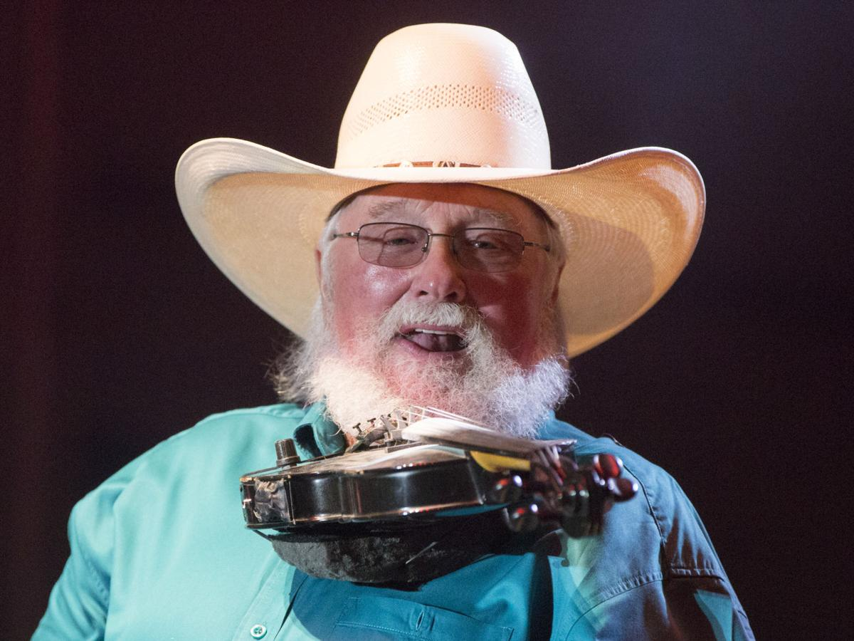 PHOTOS: Charlie Daniels Performs at Celebrate Virginia After Hours