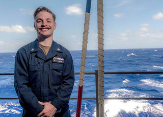 MILITARY NOTES: Orange County sailor serves aboard USS Blue Ridge