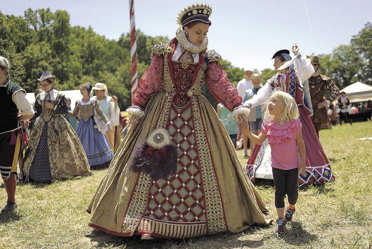 Renaissance Fairs: All The World's A Stage At Virginia Renaissance Faire In
