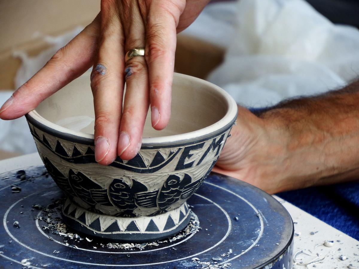 Sophia Street Pottery Throwdown