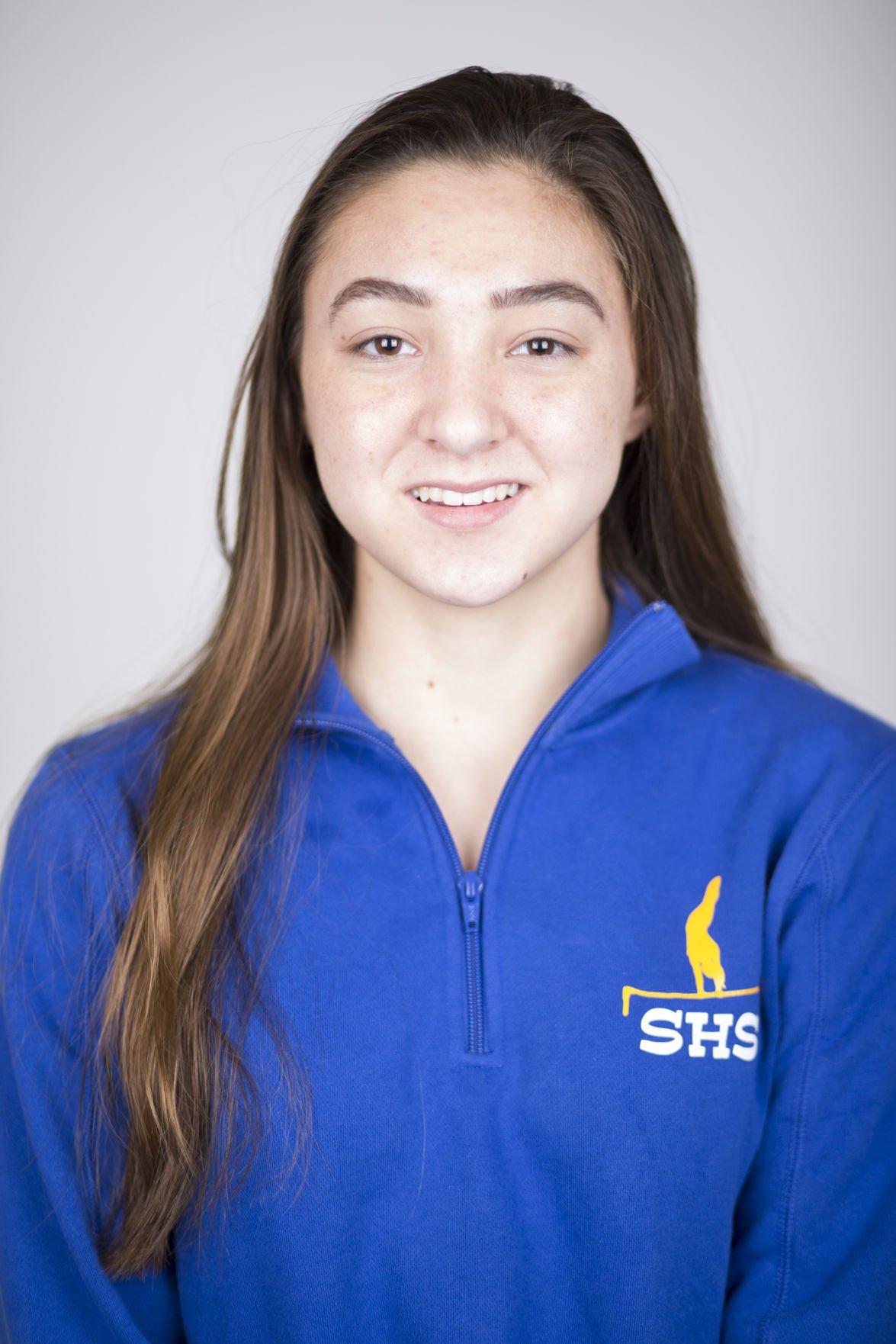 2017 Winter All-Area Gymnastics: Jenna Chang