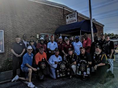 SERVICE: American Legion Post 320 members mobilize to help North Carolina Legionnaires