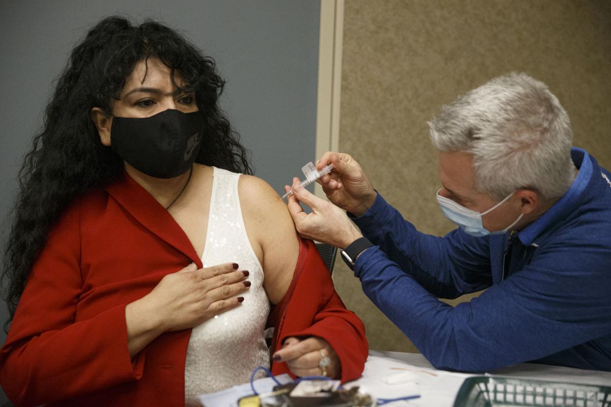 50,0000 Vaccine Dose