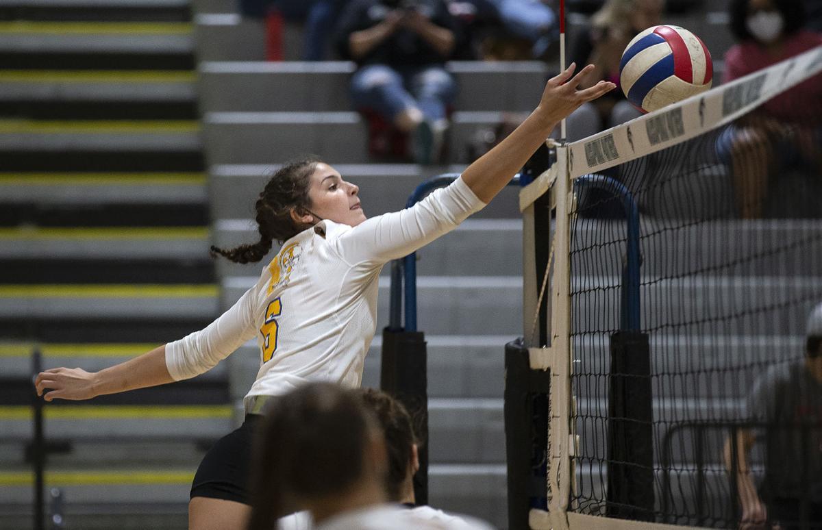 Stafford at Massaponax volleyball