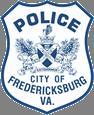 Fredericksburg Police patch