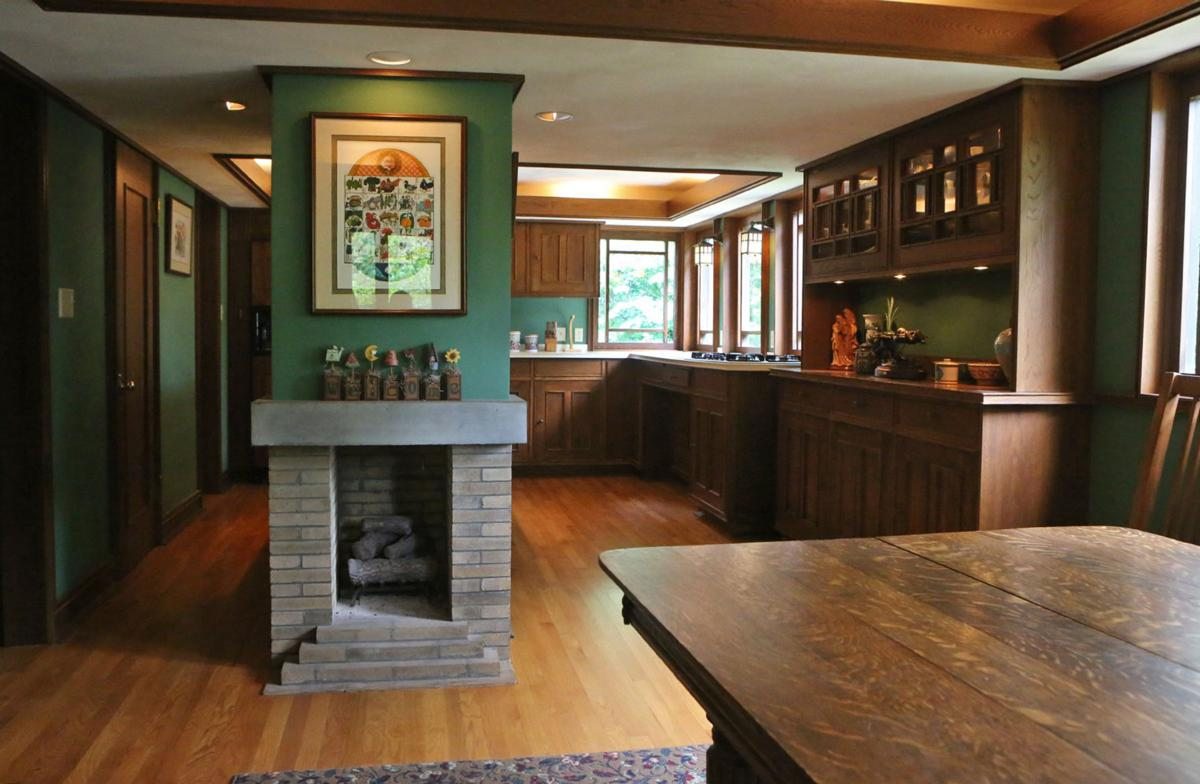 historic home designed by walter burley griffin who had worked