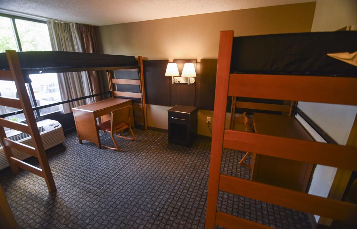 Single Dorm Room Designs Layout