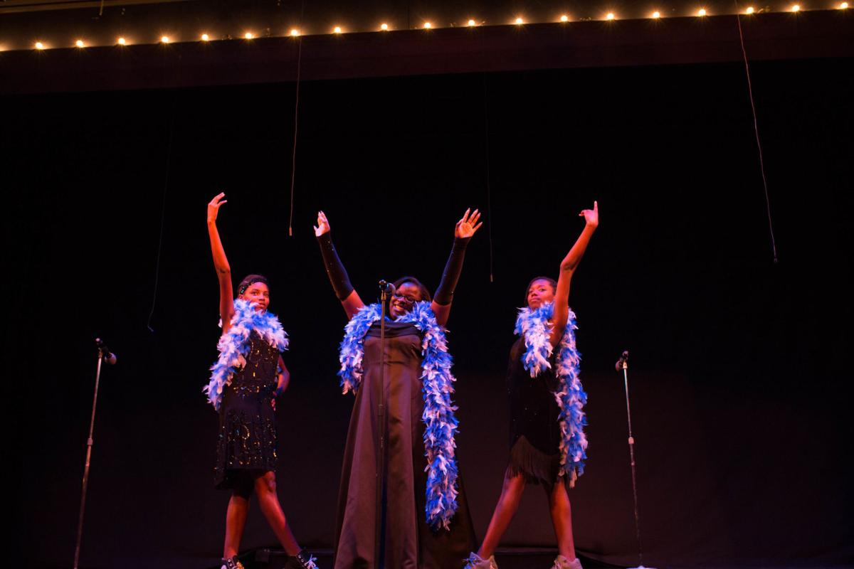 RIVERSIDE>> Stage sizzles at summer camp