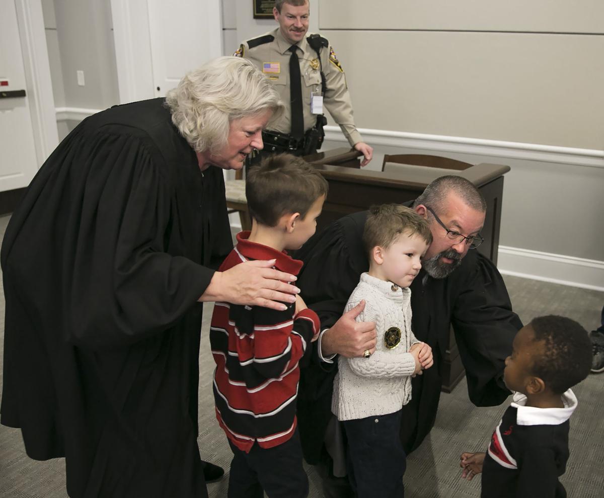 Fredericksburg's Annual Adoption Day