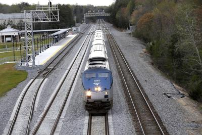 VRE third track expected to open this month