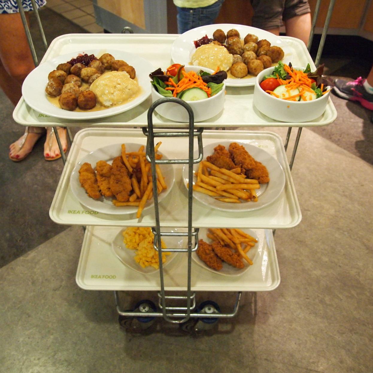 Restaurant Review Ikea Food Drink Fredericksburg Com
