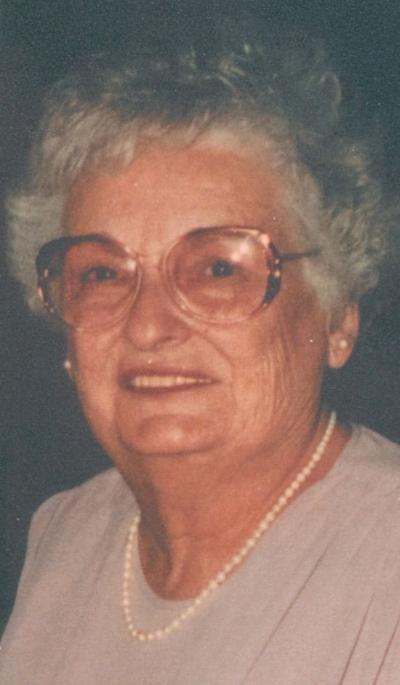 Flemer, Jean Virginia DeShazo