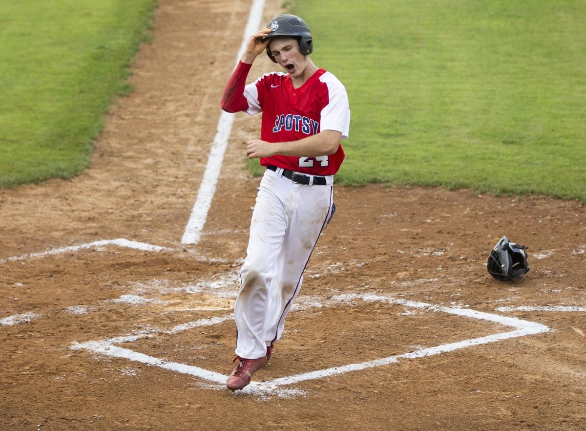 Spotsylvania vs Brentsville baseball