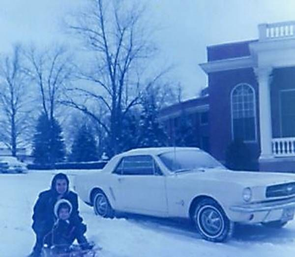 Cars With Those Spiffy Snow Hats As >> Flashback Sweepstakes Winning Family Sported Spiffy New Ride