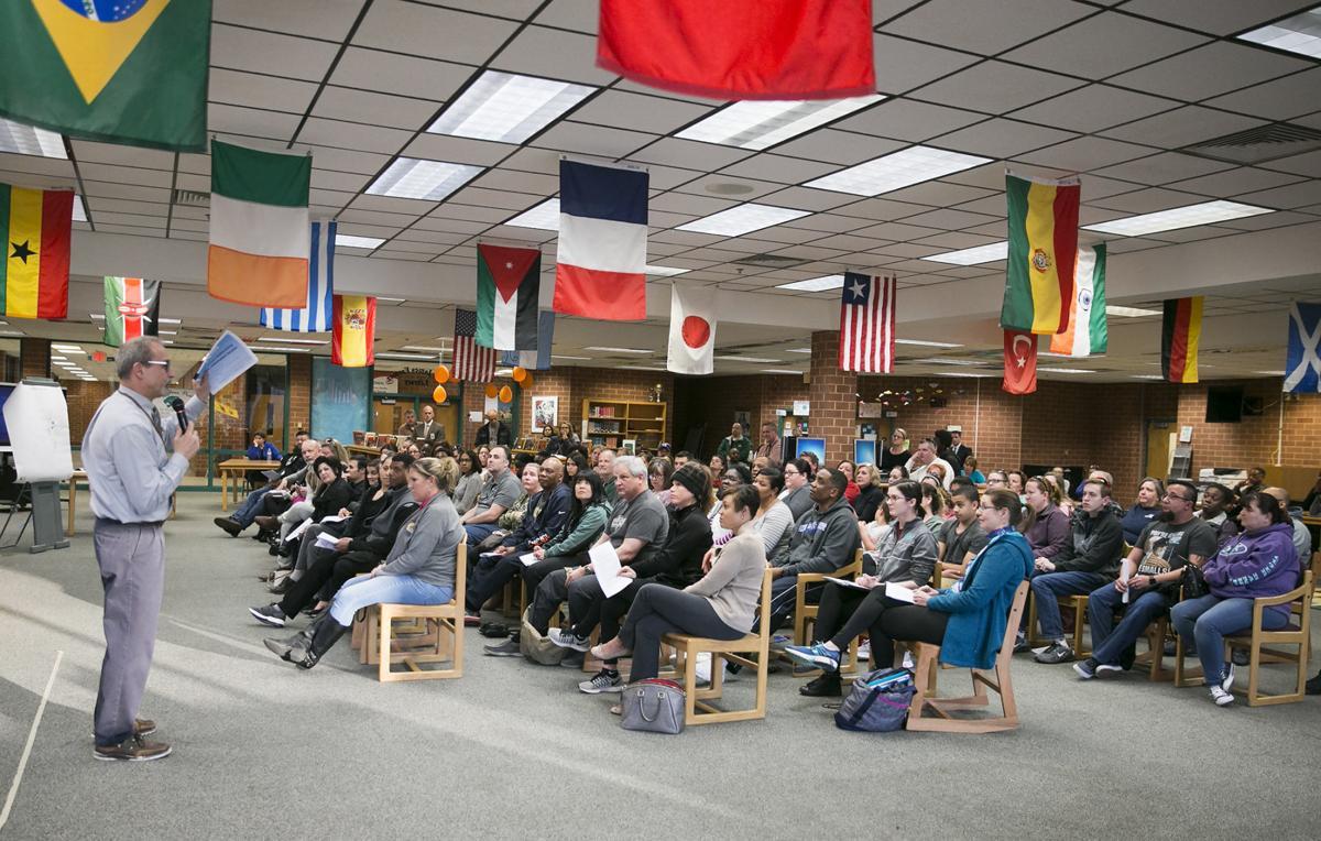 Spotsylvania Schools redistricting