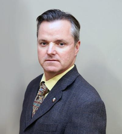 Frederick J. Presley, incoming Stafford County administrator