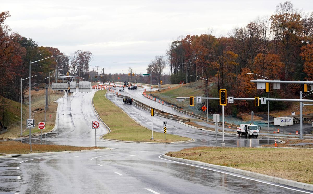Courthouse Road interchange