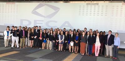 K.G. DECA sees opportunity at state conference