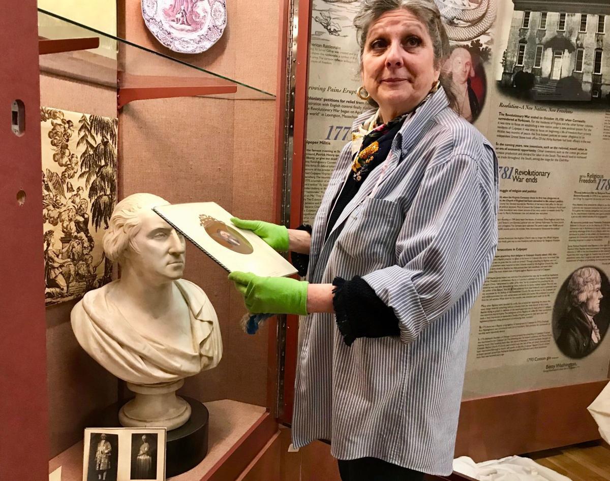 By George Culpeper Museum Exhibit Recalls 1932 Birthday Celebration Lifestyles Fredericksburg Com