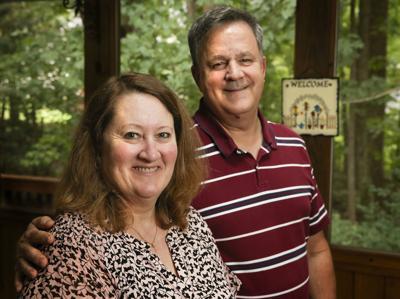 Kent and Judy Schrader