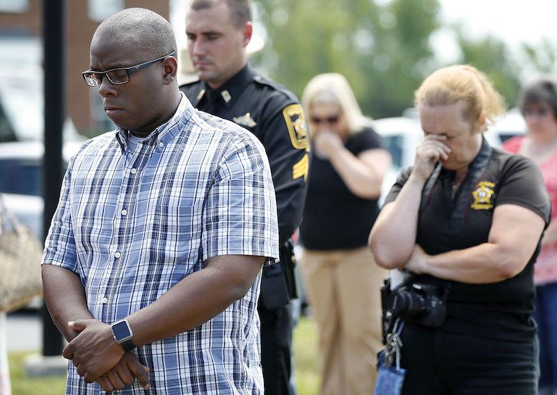 Spotsylvania pastor holds vigil in the wake of Dallas