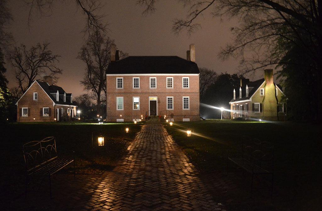 Night in Washington's Day