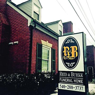 Reid Burke Funeral Home Opens In Stafford County Local Business