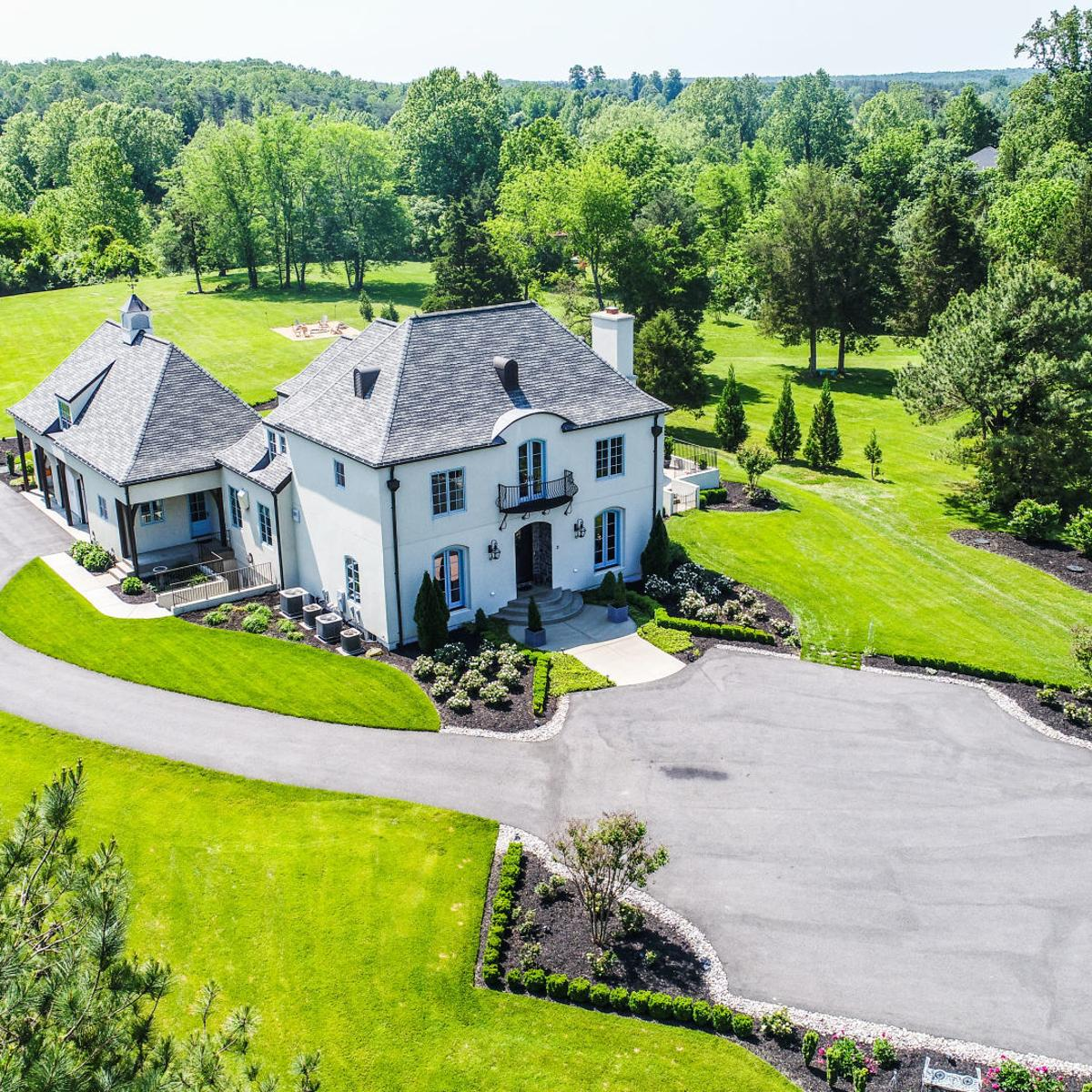 Home's Old World design brings French Country chic to ... on country home house plans, french style house plans, 6 bedroom country floor plans, french house floor plans, home narrow lot house plans, new orleans french quarter floor plans, zero lot line building,