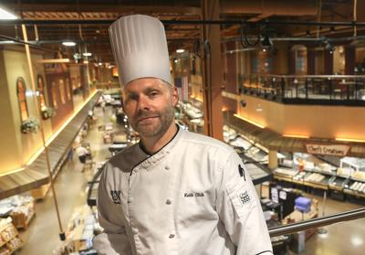 Keith Click has a passion for local ingredients at Wegmans