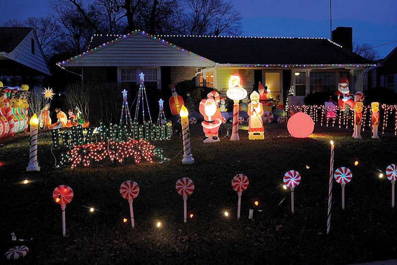 Hedelt: 2014 guide to Fredericksburg area's best Christmas light ...