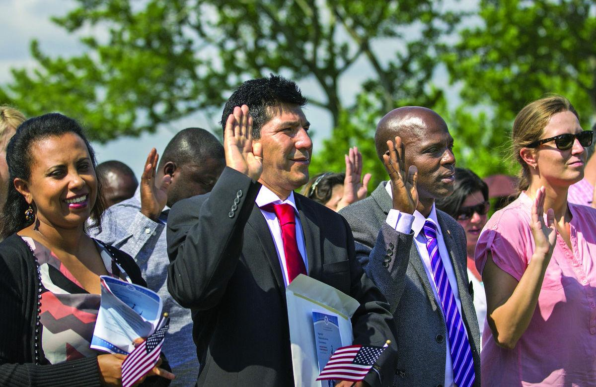 Chatham plays host to citizenship ceremony   Local   fredericksburg com