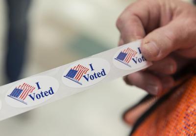 PHOTO: I voted