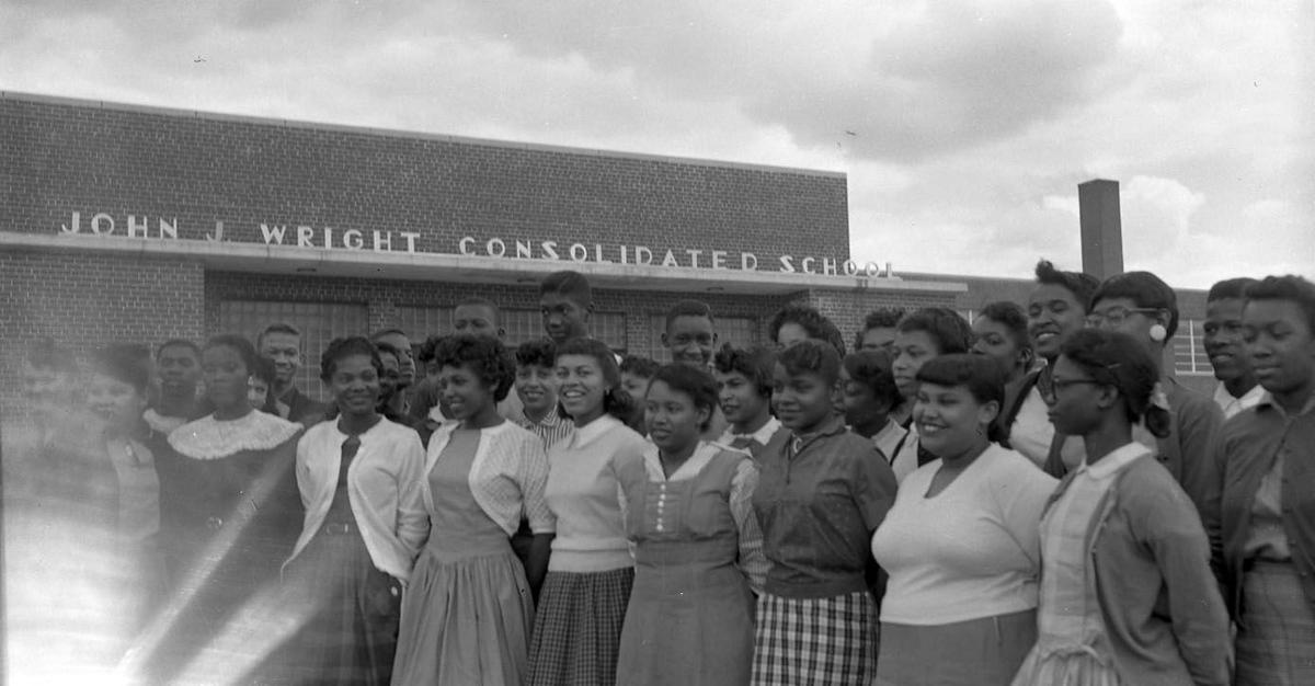 John J. Wright Consolidated School Class of 1959