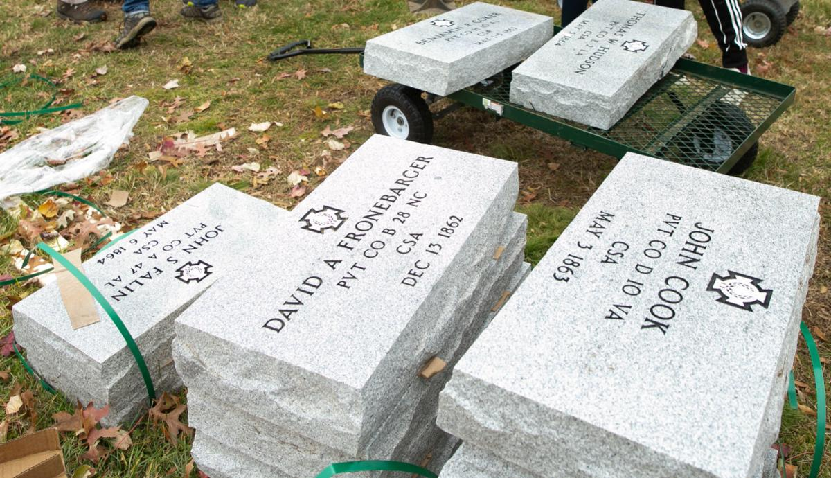 Cemetery markers (copy)