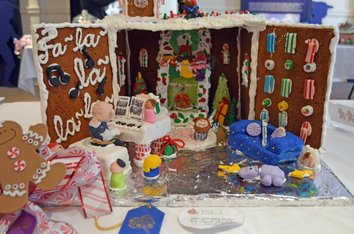 Gingerbread House Exhibit and Contest