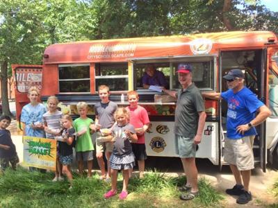 Fredericksburg Host Lions Club supports summer feeding program