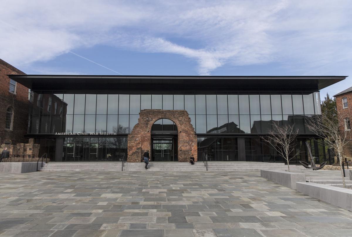 The new American Civil War Museum (copy)