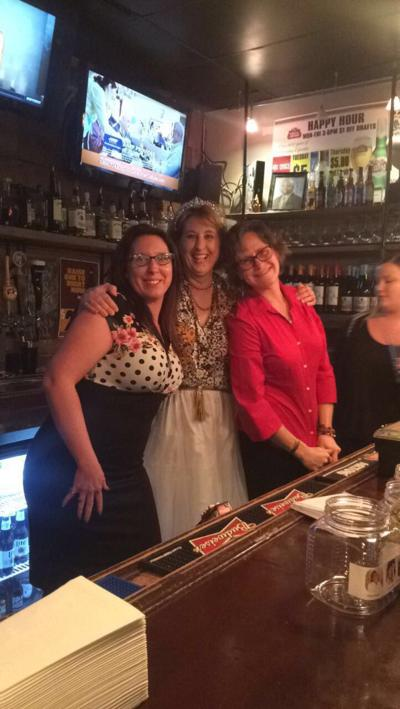 FAIRY GODMOTHER: Guest bartenders raise funds to support families
