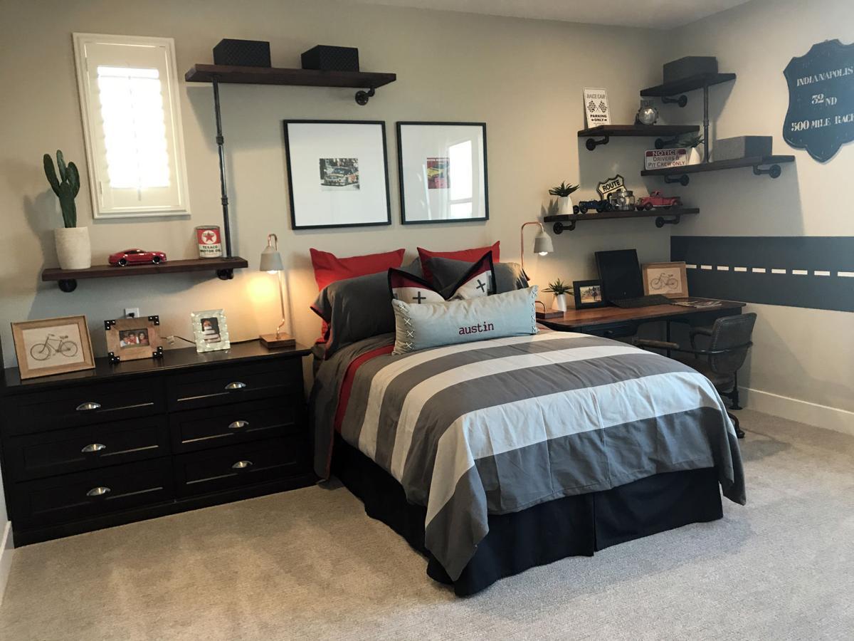 how to decorate a boys room | house & home | fredericksburg a Boys Room