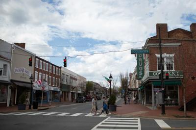 PHOTO: Downtown Fredericksburg