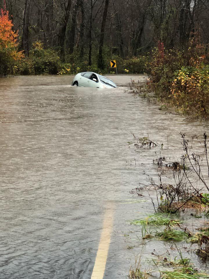 Brooke Road rescue