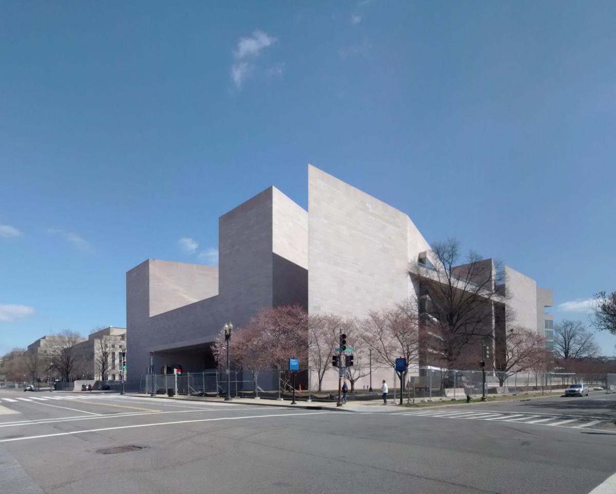 PHOTO: East Building