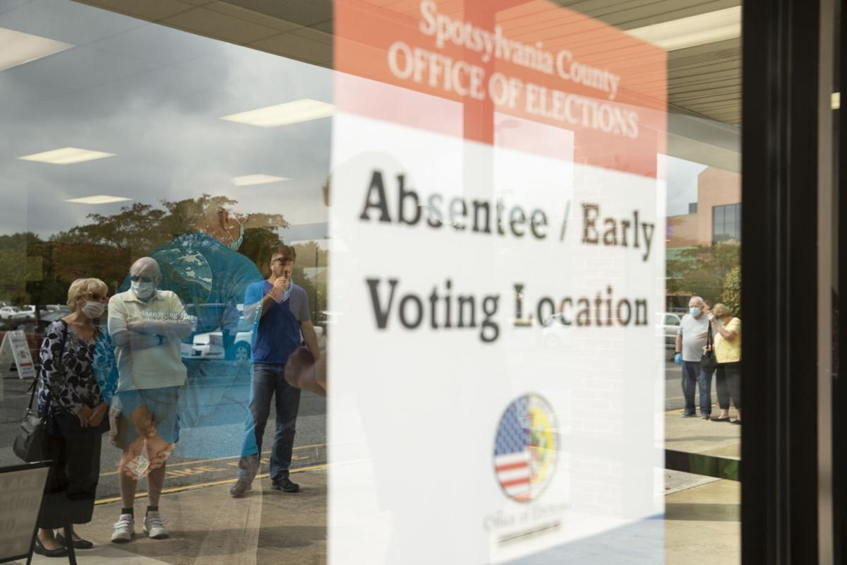 Early voting location