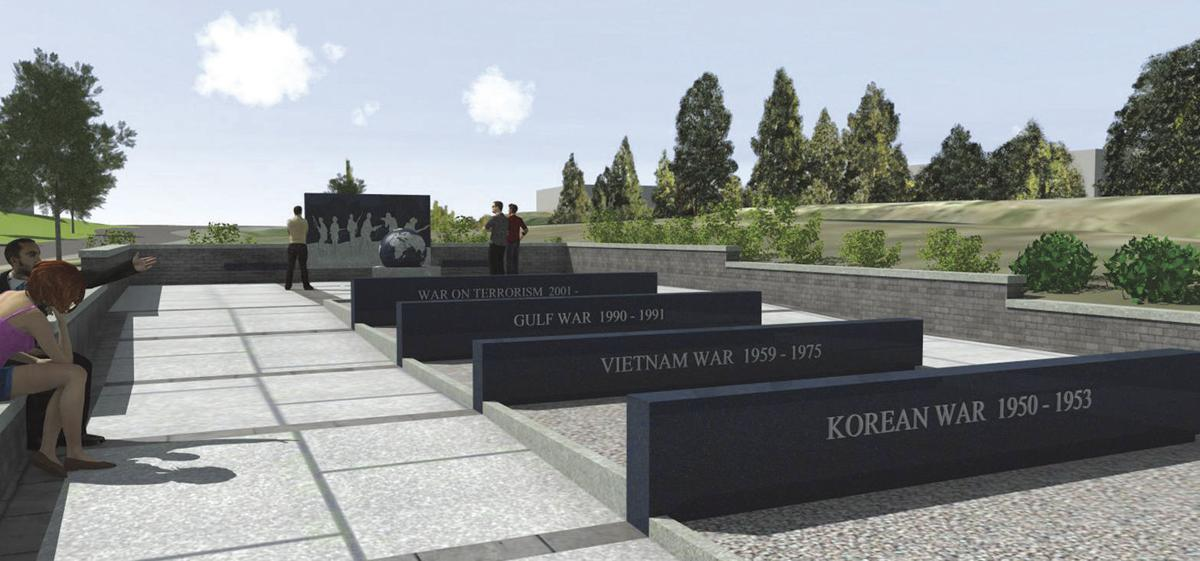 Stafford armed services memorial comes closer to reality