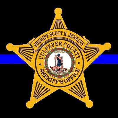 Culpeper Sheriff badge