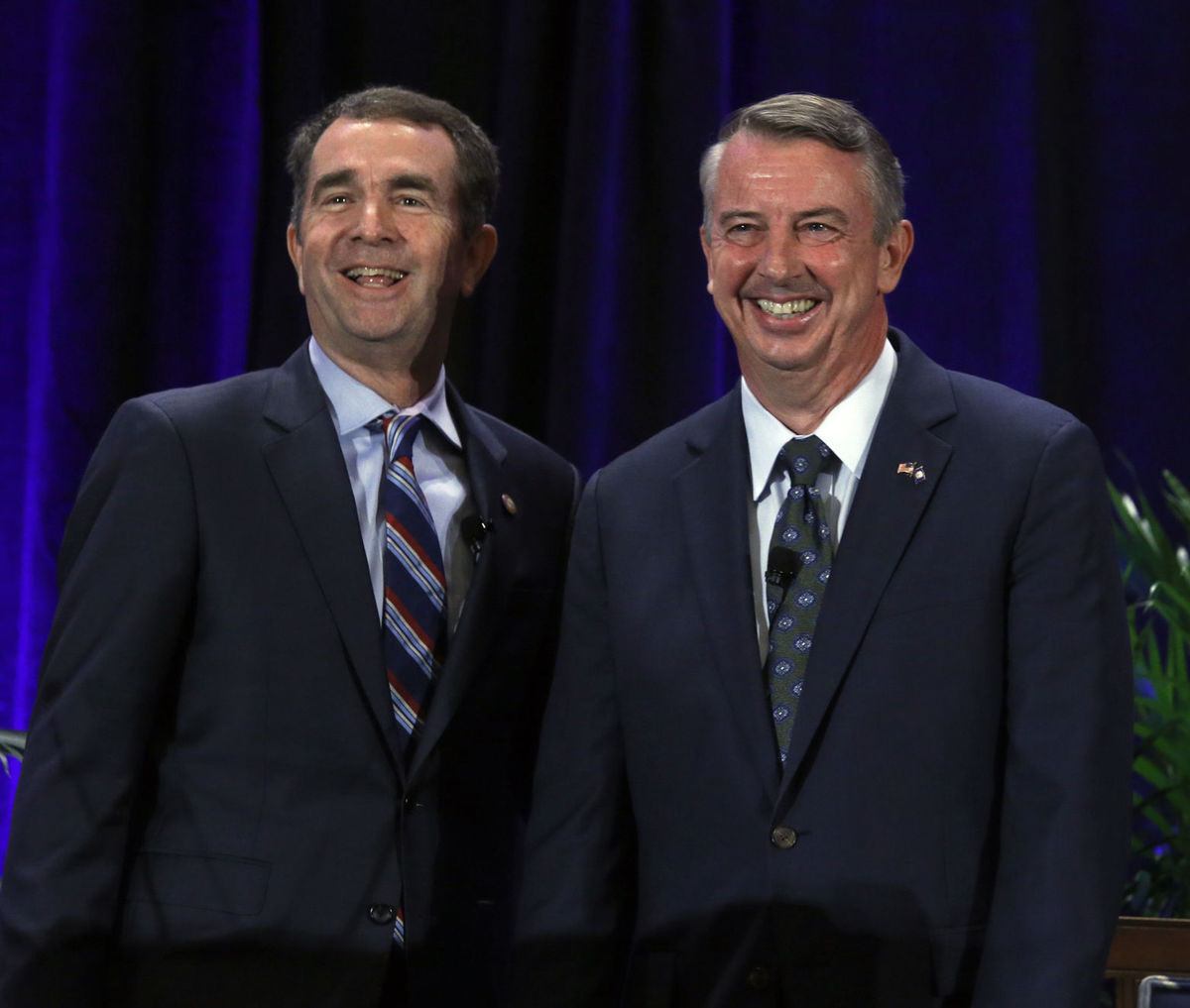 Northam, Gillespie set to spar in 2nd debate
