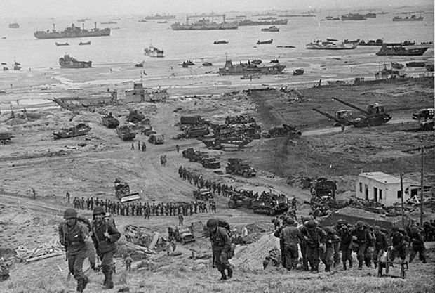 COMMENTARY: On 74th anniversary of D-Day, a tale of two ...