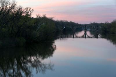 PHOTO: Rappahannock River
